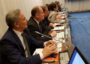 Əflatun Amaşov Tiflisdə beynəlxalq toplantıda