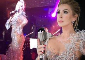 """Seda Sayanın transparan libasına minlərlə """"like"""" gəldi"""