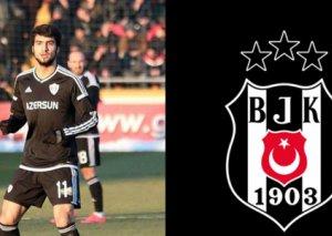 """Mahir Mədətov """"Beşiktaş""""a transfer olundu"""