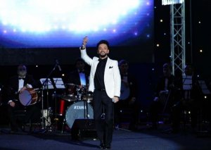 Mədət Quliyev Faiq Ağayevin yubiley konsertində