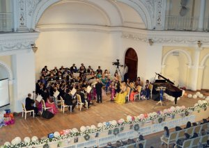 Azərbaycan Dövlət Filarmoniyasında qarşıdan gələn bayramlar qeyd edilib