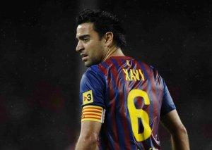 Xavi Barselonaya dönür