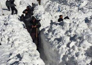 İtkin alpinistlərin axtarışlarına ANAMA mütəxəssisləri də qoşulublar