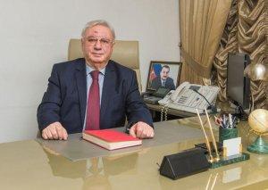 Heydər Əliyev adına Sarayın direktoru Fərhad Babayevin 70 yaşı tamam olur
