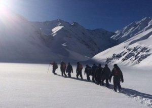 """FHN: """"Alpinistlərin axtarışına ağır texnikanın cəlb edilməsi mümkün deyil"""""""