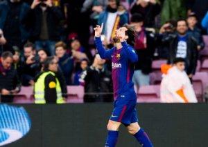 Messi 41 il sonra o rekordu da qırdı