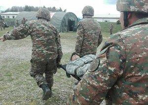 Erməni ordusu Qarabağda itki verdi