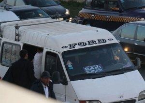 REYD! Sumqayıt-Bakı yolunda 15 belə mikroavtobus aşkarlandı