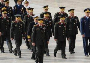 Türkiyədə həbsdə olan 18 general azadlığa buraxılıb