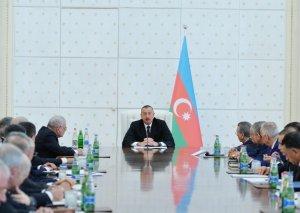 Azərbaycan Prezidenti: Yeni mənzillərlə təmin ediləcək məcburi köçkünlərin sayı iki dəfə artacaq