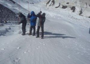 FHN: Alpinistlərin axtarışı davam edir