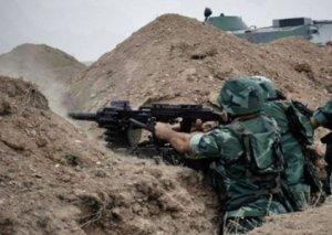 Ermənistan silahlı qüvvələri atəşkəsi 126 dəfə pozub
