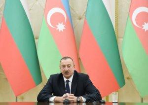 """İlham Əliyev: """"Azərbaycan nefti bir çox Avropa ölkələrinin enerji təhlükəsizliyini təmin edir"""""""