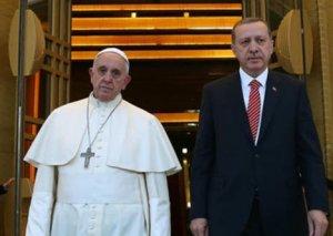 59 ildə ilk dəfə Türkiyə prezidentinin Vatikana səfəri olacaq