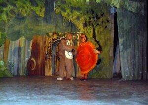 Bakı Uşaq Teatrı ilin ilk tamaşasını təqdim edib