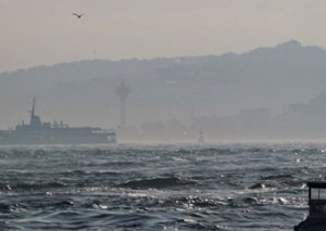 İstanbulda dəniz reysləri təxirə salındı - SƏBƏB?