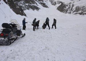 FHN itkin düşmüş alpinistlərin axtarışları ilə bağlı məlumat yayıb