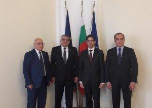 Azərbaycan-Bolqarıstan əməkdaşlığının möhkəmləndirilməsi perspektivləri müzakirə olunub