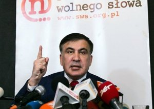 Saakaşvili Gürcüstana və Ukraynaya qayıdacağını vəd edib