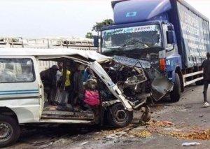 Nigeriyada yol qəzası nəticəsində 22 məktəbli ölüb