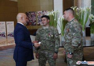 İş adamı Füzuli Məmmədov 5 Qarabağ qazisinə mənzil bağışlayacaq