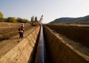TAP-ın Yunanıstan hissəsində tikinti işləri irəliləyir