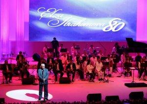 Xalq Artisti Elza İbrahimovanın xatirəsi anılıb