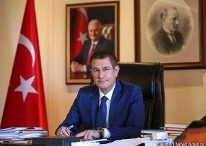 Türkiyənin müdafiə naziri Xocalı faciəsi ilə əlaqədar başsağlığı verib