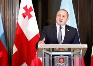Gürcüstan prezidentindən Xocalı qurbanlarına laqeydlik