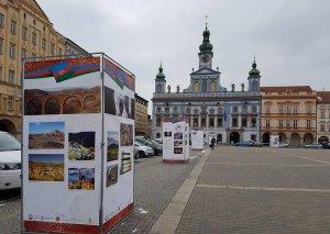 Çexiyada AXC-in yaranmasının 100 illiyi ilə bağlı foto sərgi təşkil olunub