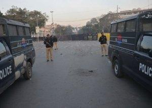 Pakistanda terrorçu-kamikadzenin hücumu nəticəsində 4 hərbçi ölüb