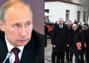 Putin Azərbaycan prezidentinə başsağlığı verib