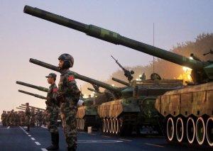 Çin hərbi büdcəsini artırır