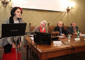 İtaliyanın Elmlər Akademiyasında Nizami Gəncəvinin yaradıcılığına dair sessiya keçirilib