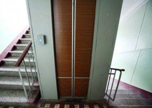 Bakıda liftdə köməksiz qalan 1 nəfər xilas edilib