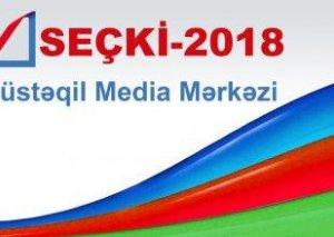"""""""Seçki - 2018"""" Media Mərkəzi sosial media səhifələrini təqdim edib"""
