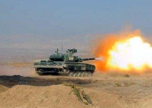 Azərbaycan ordusu genişmiqyaslı təlimlərə başlayır:
