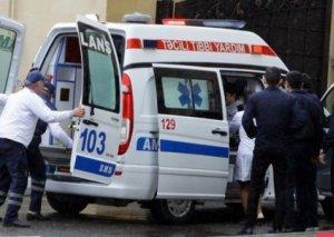 İstirahət günlərində ölkədə 10 yol-nəqliyyat hadisəsi baş verib, 3 nəfər ölüb, 15-i yaralanıb