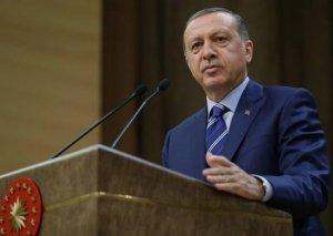 Türkiyə prezidenti NATO-nun Suriya ilə bağlı mövqeyini sərt tənqid edib