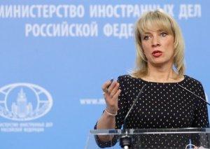 Rusiya XİN: Tereza Meyin bəyanatı Britaniya parlamentində sirk şousudur