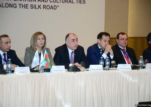 Nazir: Azərbaycan yeni ticarət marşrutlarının inkişafına investisiyaların cəlbi üzərində işləyir