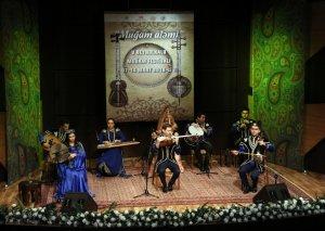 """Beynəlxalq festival çərçivəsində """"Şüştər"""" və """"Humayun"""" muğamları səsləndirilib"""