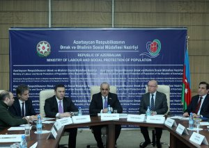 Səlim Müslümov: Bu ilin yanvar-fevral aylarında 27 530 nəfər işsiz işlə təmin olunub