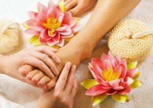 Ayaqlarınızı masaj edin...