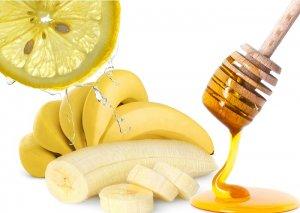 Banan MASKAsı ilə sızanaqlarla vidalaşın