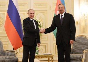Azərbaycan Respublikasının Prezidenti Vladimir Putinə telefonla zəng edib