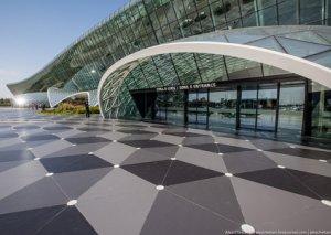 Heydər Əliyev Beynəlxalq Hava Limanı dünyanın ən yaxşı hava limanlarının arasındadır