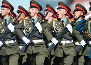 Moskva hərbi parada hazırlaşır