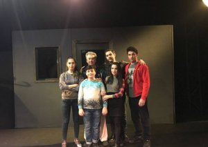 Akademik Milli Dram Teatrı yeni premyeraya hazırlaşır