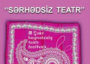 """""""Sərhədsiz teatr"""" yenidən Azərbaycana gəlir"""